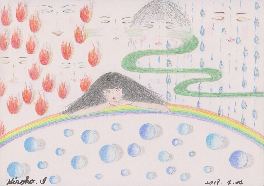水彩画・色鉛筆画 Hirokoの部屋
